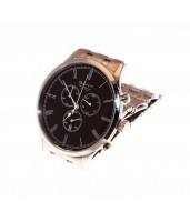 Windsor Chrono Black Metal